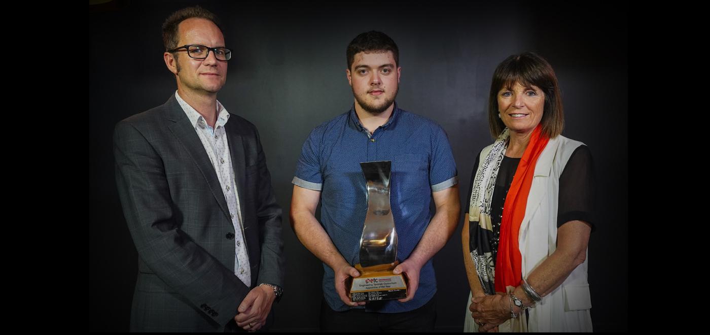 2019 ETC Apprenticeship Awards WINNER!